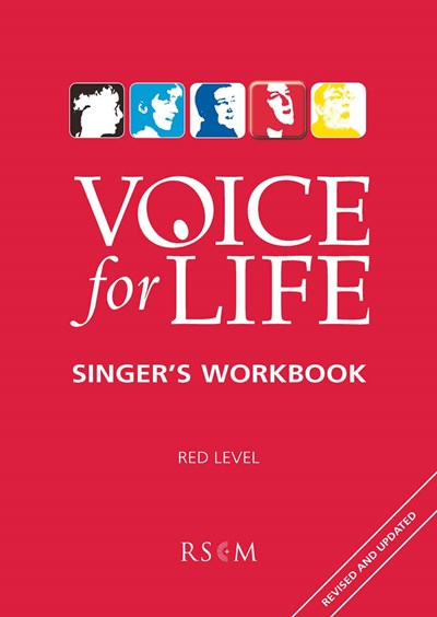 Voice for Life Singer's Workbook 4 - Red Level Red Level