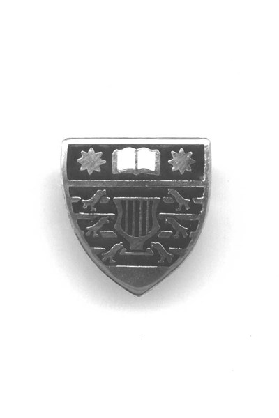RSCM Lapel Badge (shield with RSCM crest)