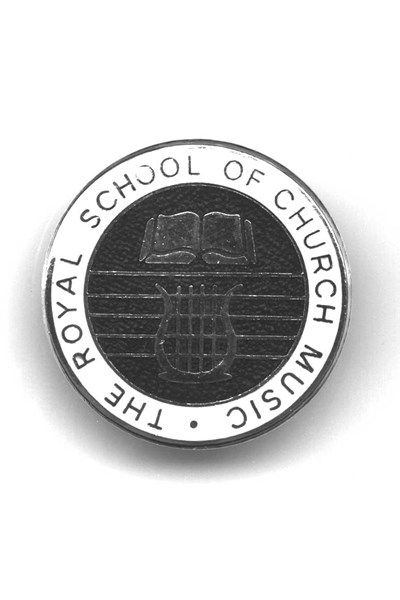 RSCM Members and Friends badge (lapel badge)