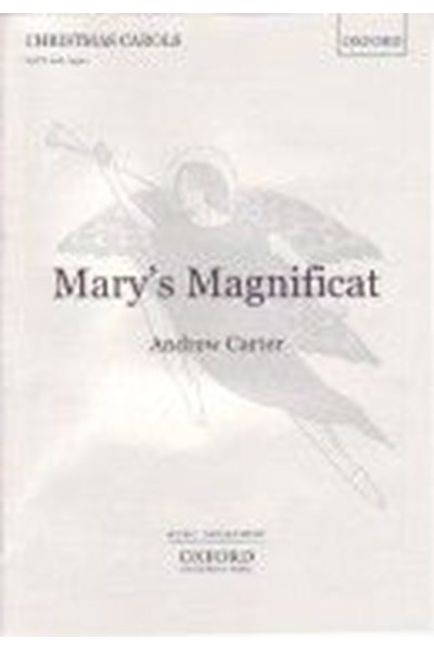 Carter: Mary's Magnificat