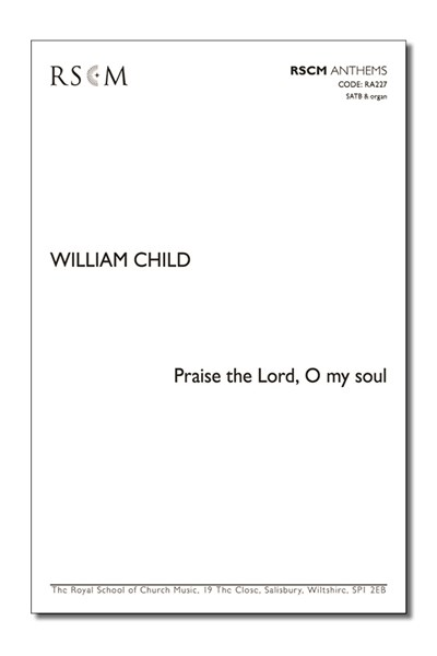 Child: Praise the Lord