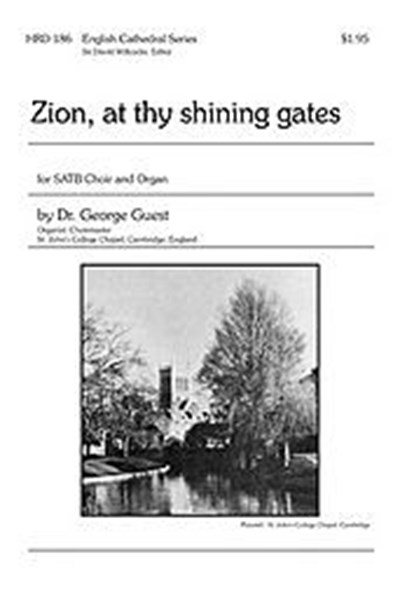 Guest: Zion at the shining gate