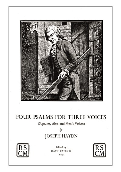 Haydn: 4 Psalms for 3 voices