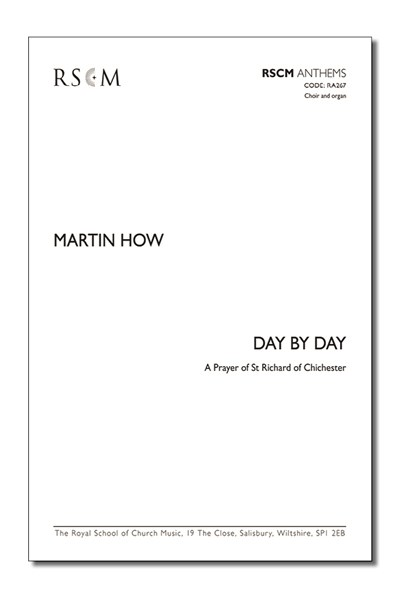 How: Day by day