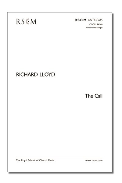 Lloyd: The call (Come, my way, my truth, my life)