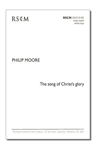 Moore: The song of Christ's glory