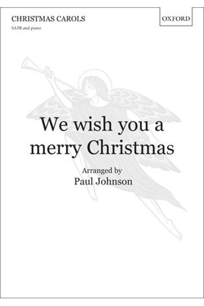 Johnson: We wish you a merry Christmas
