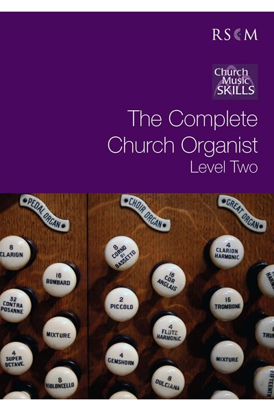 Complete Church Organist Level Two
