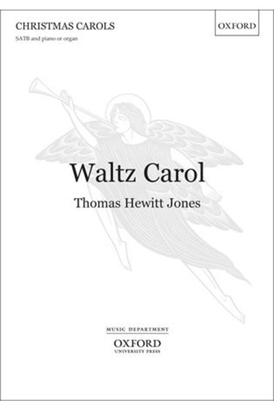 Hewitt Jones: Waltz Carol