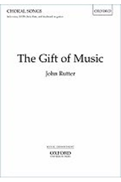 Rutter: The gift of music