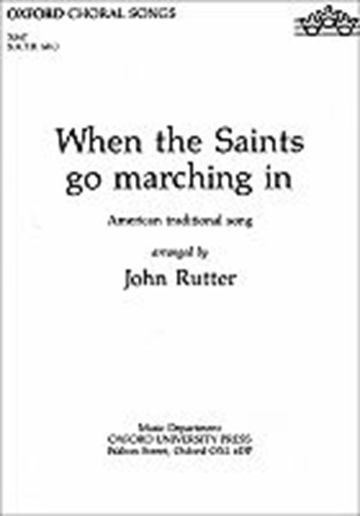 Rutter: When the saints go marching in