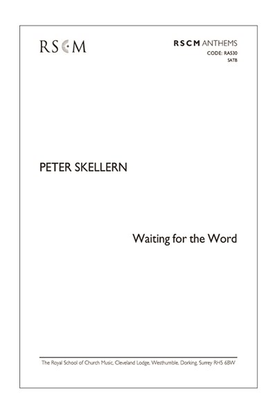 Skellern: Waiting for the word