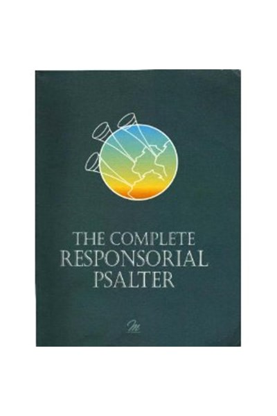 Complete Responsorial Psalter (includes Years A, B and C)