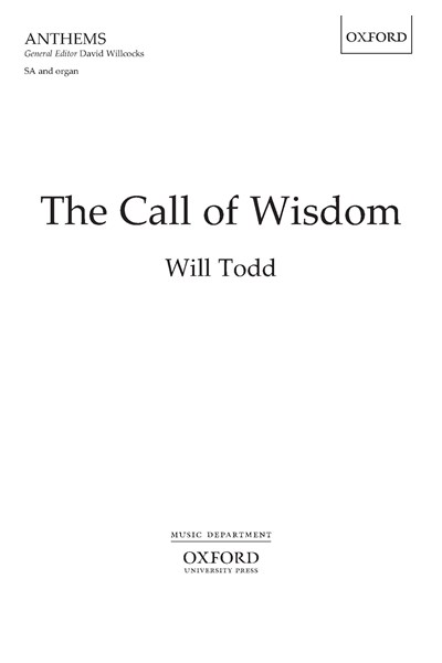 Todd: The Call of Wisdom SS version