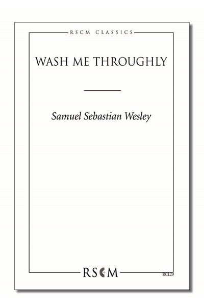 Wesley: Wash me throughly