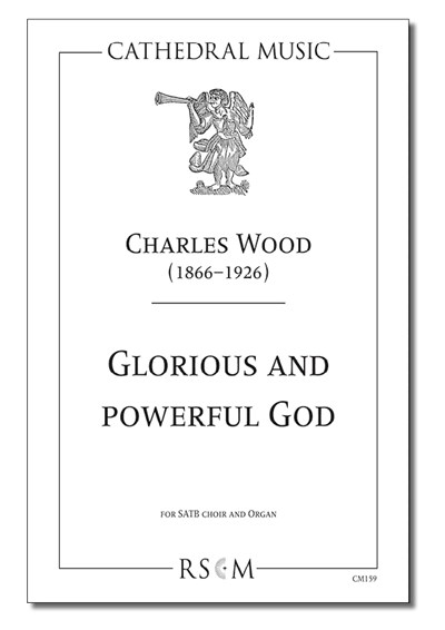 Wood: Glorious and powerful God
