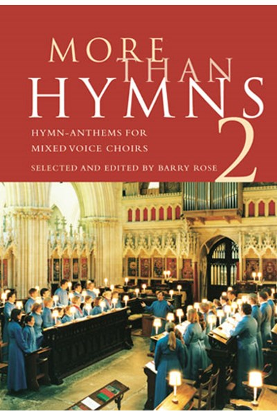 More Than Hymns volume 2