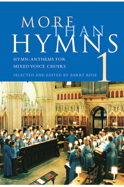 More Than Hymns volume 1