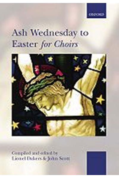 Ash Wednesday to Easter (Spiral bound)
