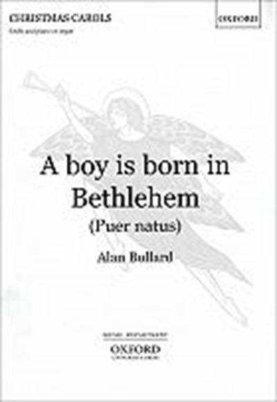 Bullard: A boy is born (Puer natus)