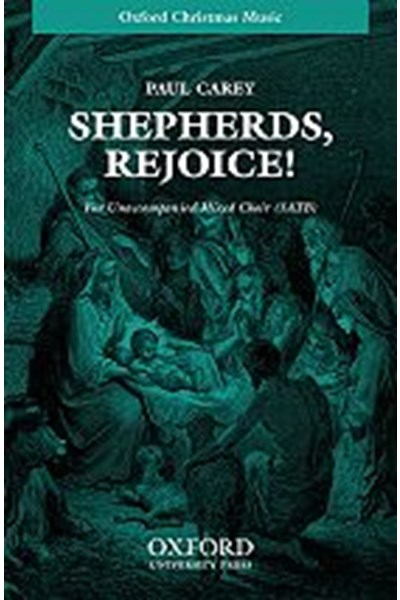 Carey: Shepherds, Rejoice!