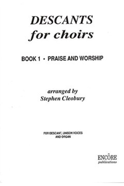 Cleobury: Descants for Choirs (vocal edition)