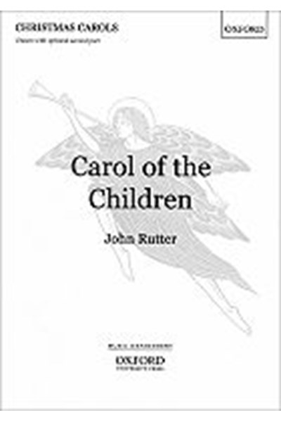 Rutter: Carol of the Children