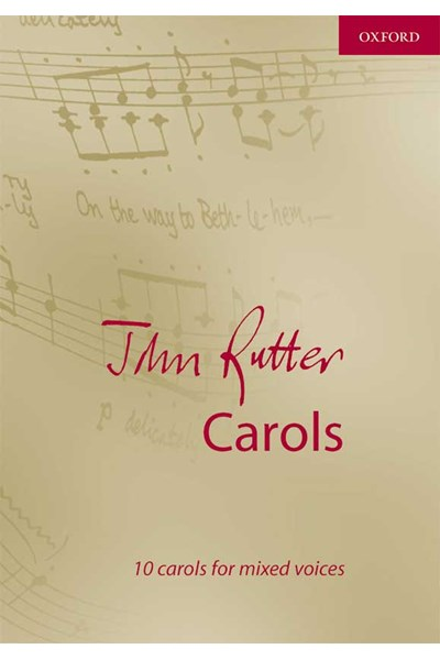 John Rutter Carol Collection