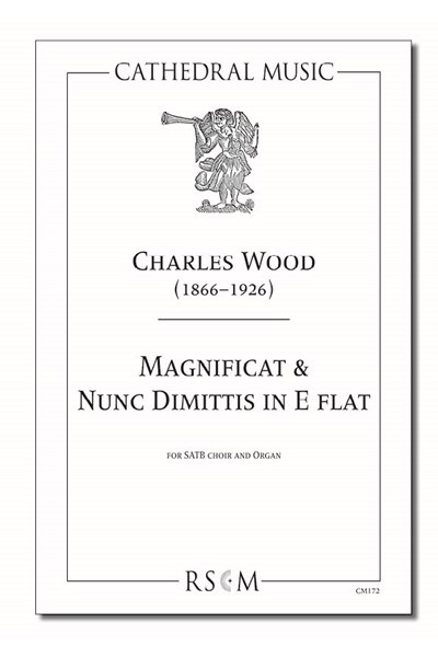 Wood: Magnificat and Nunc Dimittis in E flat no. 2