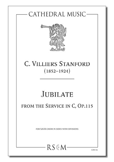 Stanford: Jubilate in C