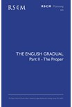 English Gradual II: Propers