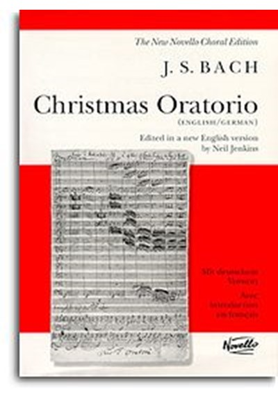 Bach: Christmas Oratorio BWV 248 (Vocal score)