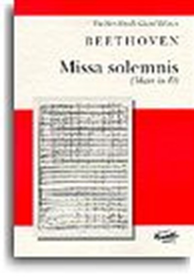 Beethoven: Mass In D (Missa Solemnis)