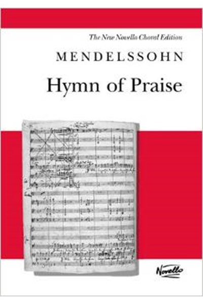 Mendelssohn: Hymn of Praise (Vocal score)