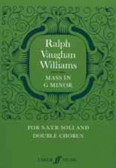 Vaughan Williams: Mass in G minor