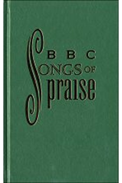 BBC Songs of Praise Words Edition - Hardback
