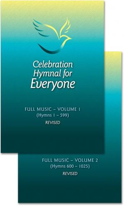 Celebration Hymnal for Everyone (full - H/B in 2 volumes)
