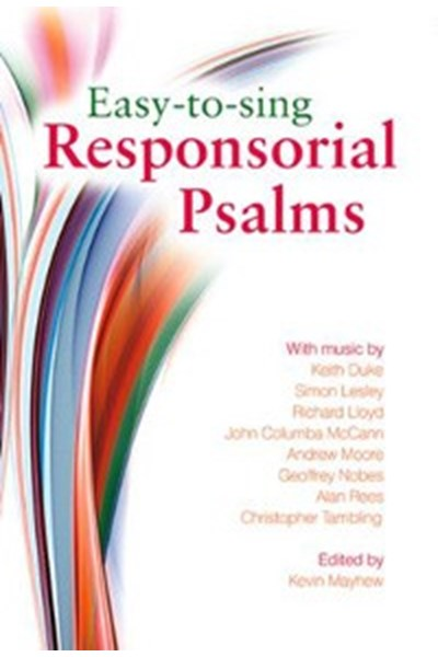 Easy To Sing Responsorial Psalms