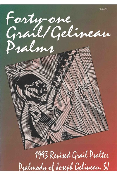 Gelineau: 41 Grail Psalms