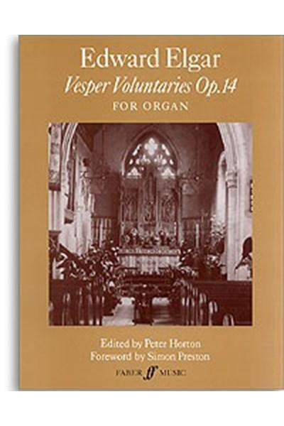 Elgar: Vesper Voluntaries Op.14