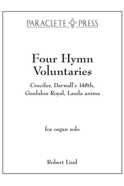 Lind: Four hymn voluntaries