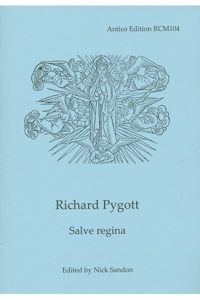Pygott, Richard : Salve regina (Nick Sandon) RCM104
