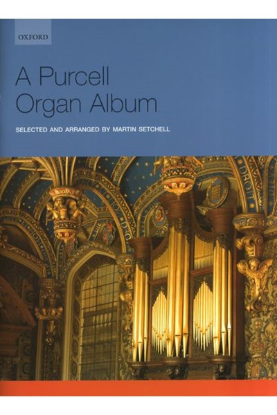 Purcell Organ Album ed Setchell