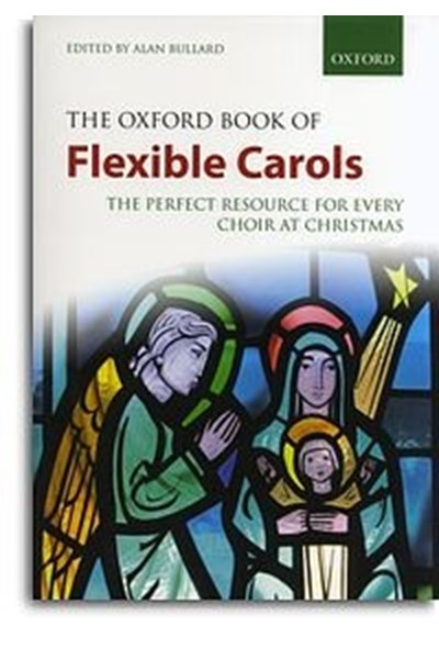 The Oxford Book of Flexible Carols (Spiral Bound)