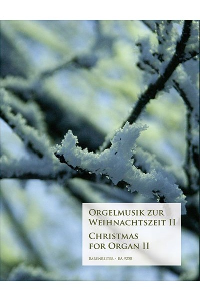Christmas for Organ II (ed. Andreas Rockstroh)