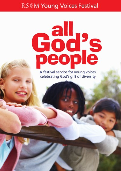 All God's People: Young Voices Festival 2010 Book & CD