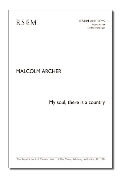 Archer: My soul, there is a country