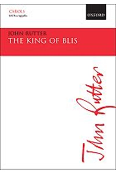 Rutter: The King of Blis