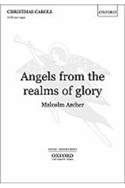 Archer: Angels, from the realms of glory