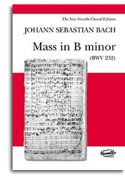 Bach: Mass in B minor, BWV 232 (Vocal score)
